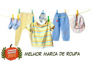 Pumpkin Awards 2015 - melhor marca roupa famílias Portugal