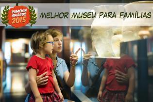 Pumpkin Awards 2015 - melhor Museu as criancas Portugal