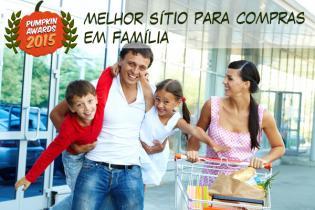 Pumpkin Awards 2015 - melhor Sítio se fazer compras Portugal