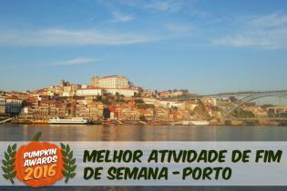 Pumpkin Awards 2016 - As Melhores Atividades Fim-de-Semana Porto