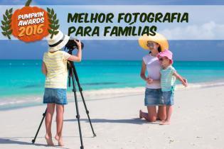 Pumpkin Awards 2016 - Melhor Fotógrafo Famílias