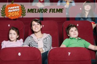 Pumpkin Awards 2016 - Melhores Filmes Criancas 2016