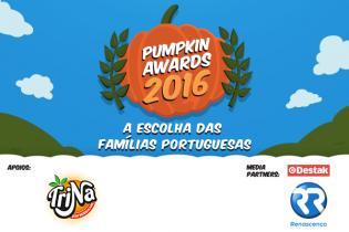 Pumpkin Awards: As famílias portuguesas escolhem melhores Portugal