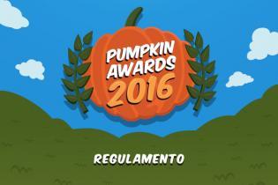 Pumpkin Awards - Regulamento