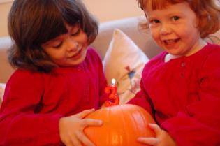 Pumpkin faz 3 anos: Obrigado todos