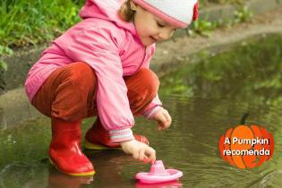 Pumpkin recomenda esta semana 14 Abr 2012