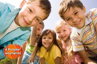 Pumpkin recomenda esta semana - especial dia Crianca