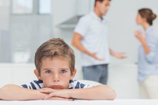 Quando filhos são arma arremesso pais