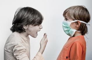 Que fazer quando filho tosse?