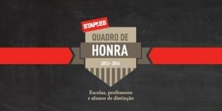 Quer ter seus filhos Quadro Honra? Staples promove paixão pelos estudos premeia mérito escolar