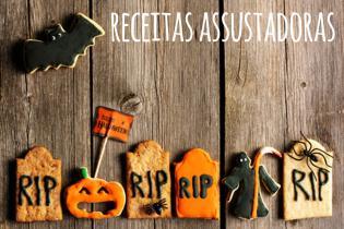 Receitas Halloween: assustadoramente deliciosas