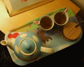 Receitas lanche chá das 5