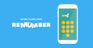 Remumber: aplicacão ajuda as criancas encontrar seus pais