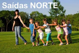 Saídas pedagógicas ano letivo 2012/13 - Norte