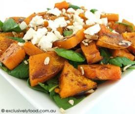 Salada Pumpkin