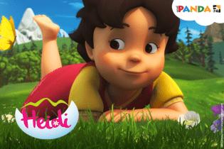série Heidi regressa Portugal Canal Panda 3D
