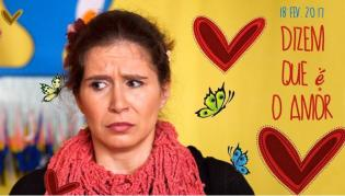 Sessão contos Dizem que é amor por Mariana Machado