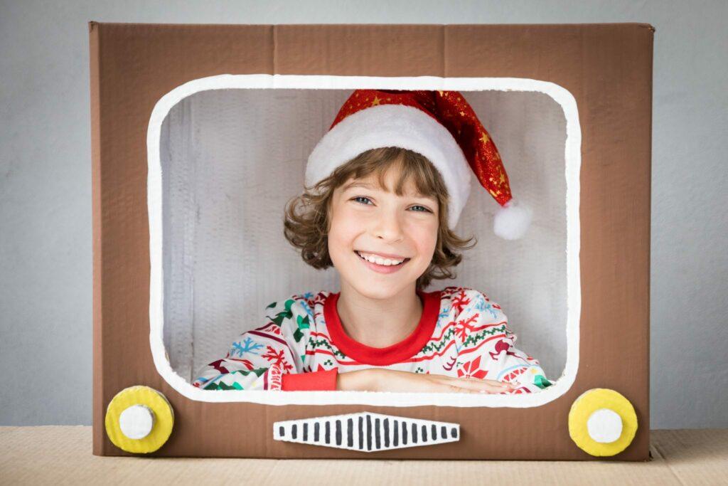 Programas TV Natal mais Pequenos