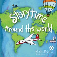 Storytime Around the world