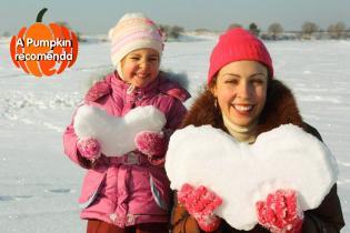 Sugestões atividades família fim semana 16 17 Fevereiro