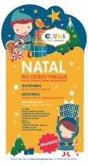 Surpresas este Natal Oeiras Parque