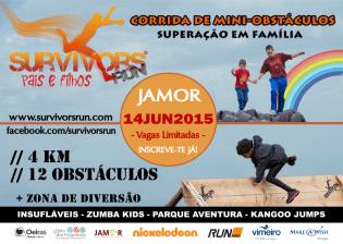 Survivors Run Pais & Filhos