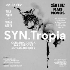 SYN.Tropia espetáculo música dança