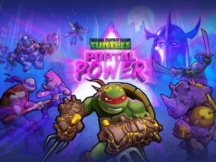 Tartarugas Ninja saltam televisão smartphone