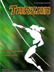 Tarzan Musical Peça de Teatro
