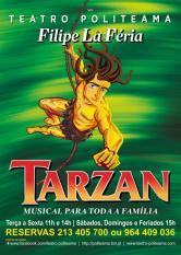 Tarzan Musical Politeama