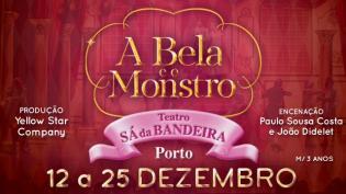 Teatro Bela Monstro Getaway Van