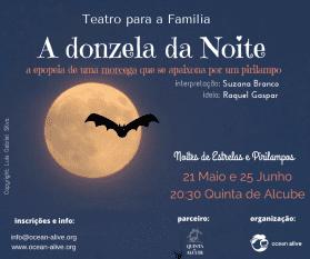 Teatro Donzela Noite