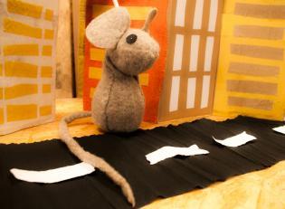 Teatro Marionetas oficina Dias Pão