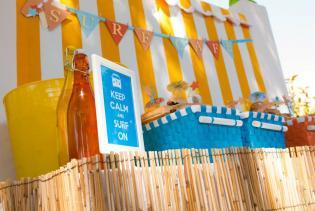 Temas decoracão festas carrinhos, aviões surf