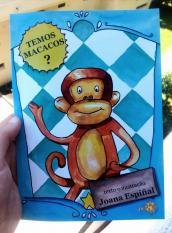 Temos macacos?