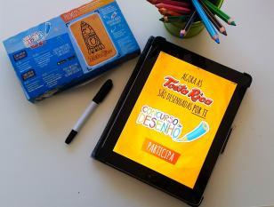 TostaRica tem concurso desenho artistas as abobrinhas já participaram. Descubram como é fácil