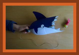 Tubarão Comilão