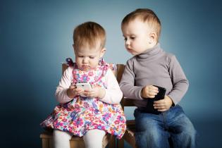 Um telemóvel sua crianca? Quando como?