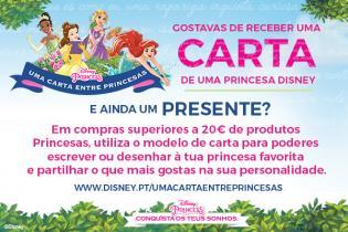 Uma Carta entre Princesas
