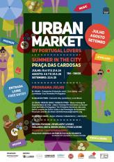 Urban Market Summer in The City