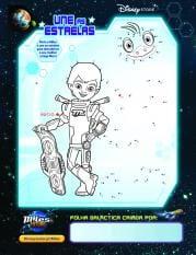 Vamos unir as estrelas Miles Futuro?