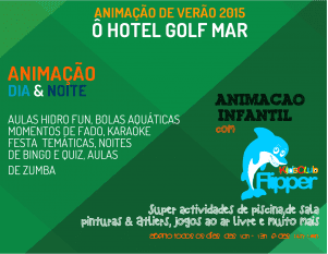 Verão família Ô Hotels and Resort