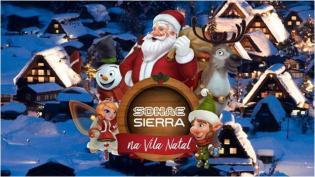 Viagem à Vila Natal realidade virtual nos Centros Comerciais