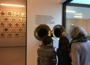 Viagem Museu Música Mecânica