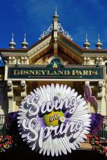 Visita Disneyland Paris Primavera