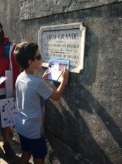 Visita Jogo Aqueduto Reservatório Patriarcal