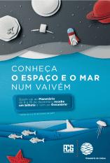 Visite planetário ganhe bilhete Oceanário conheça espaço mar num vaivém