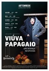 VIÚVA PAPAGAIO Teatro