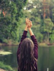 Viver o Outono com Yoga