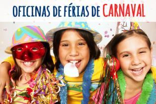 vossos foliões vão adorar estas Oficinas Carnaval